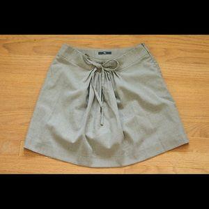 Gap school girl skirt